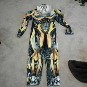 Other - Boys Buff Transformers Bumblebee Halloween Costume